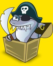pirateshark kasinohai